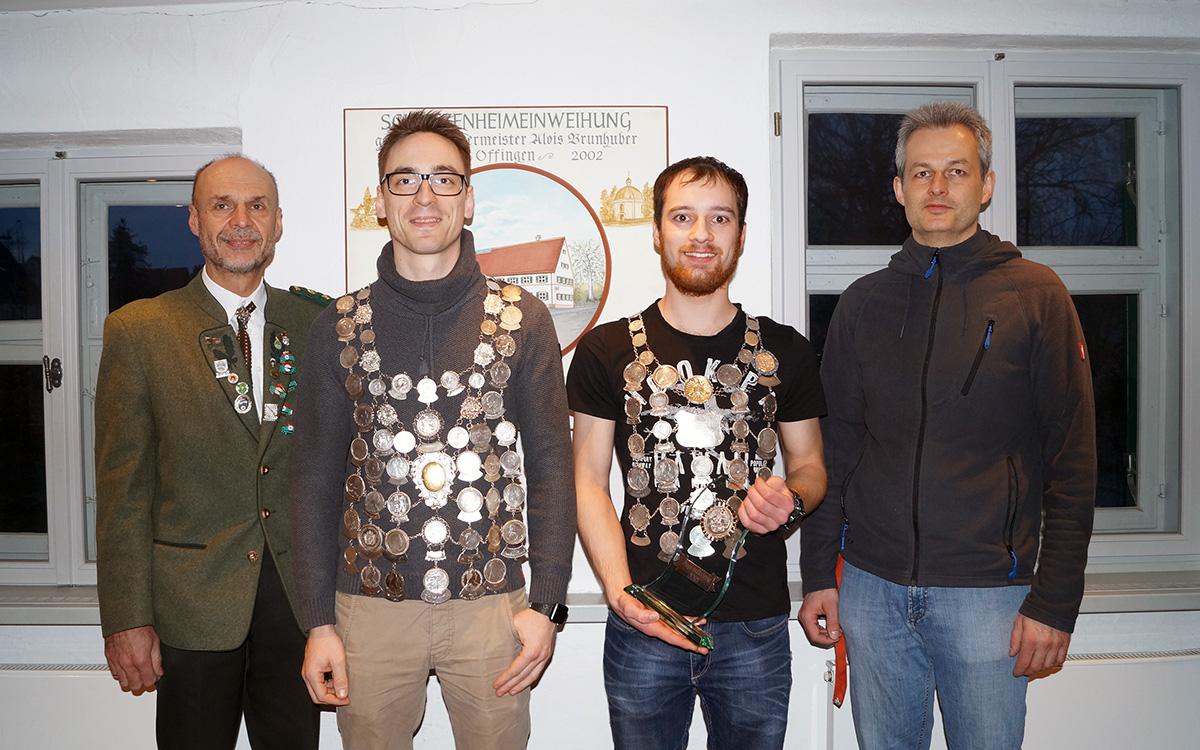 Schützenkönige 2018
