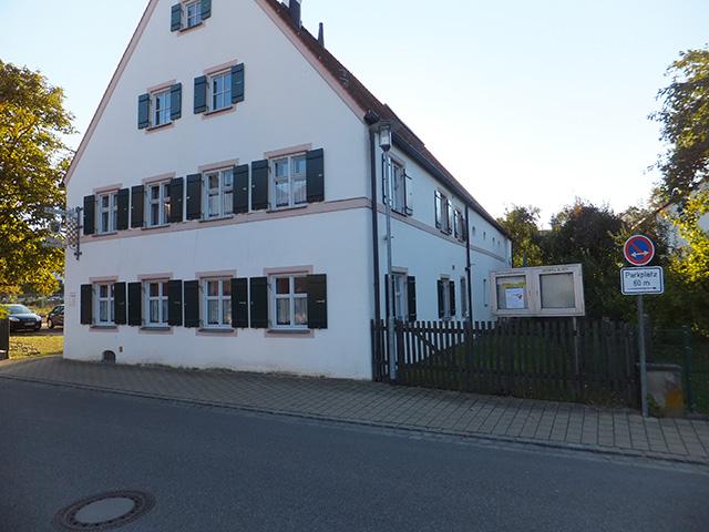 Ostseite an der Leanohardstraße