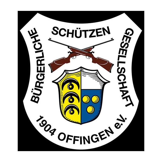 Wappen mit weißem Hintergrund