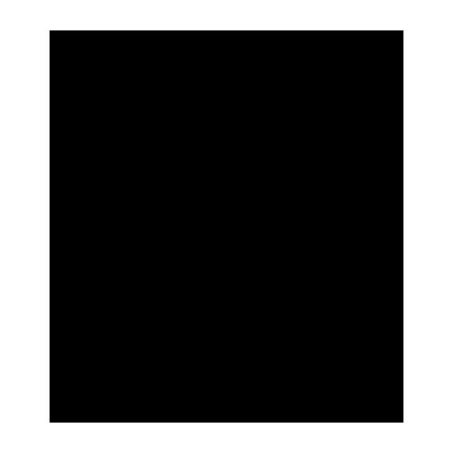 Outline, schwarz